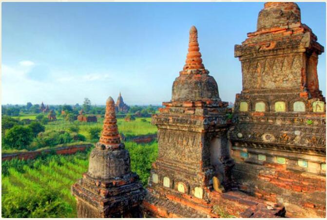 Burma – The Unknown Asia