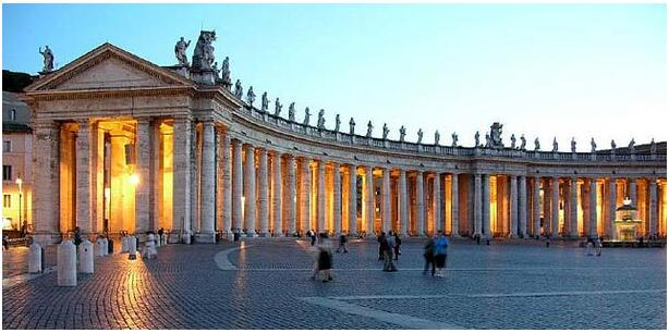 The most famous works of art in the Vatican