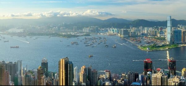 Climate in Hong Kong