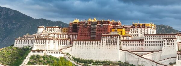 Climate in Tibet