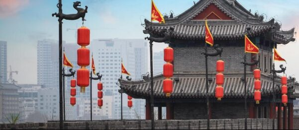 Climate in Xi'an