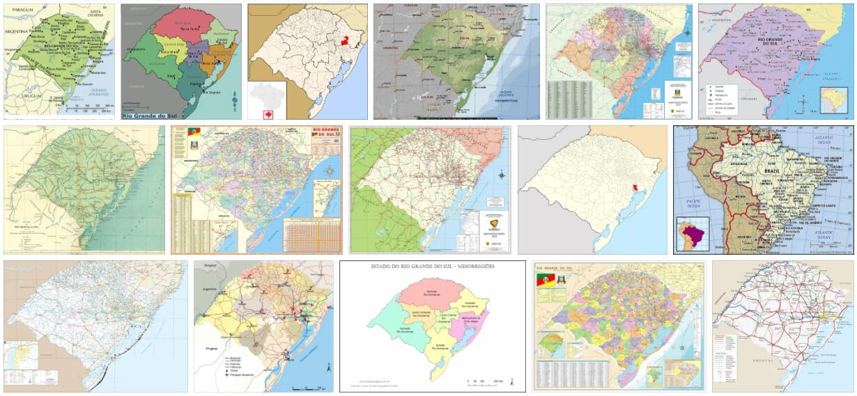 Rio Grande do Sul Physical Geography