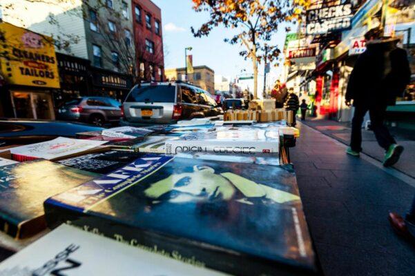 Williamsburg - Brooklyn's hipster neighborhood