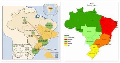 Internal Migrations in Brazil