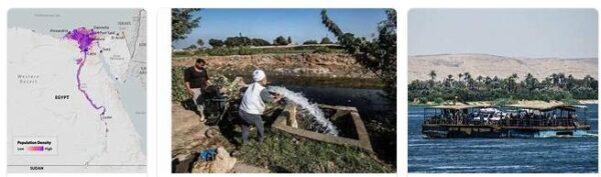 The Nile - Egypt's Lifeline